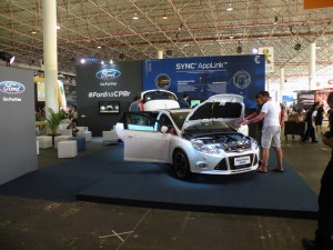 Stand Carro